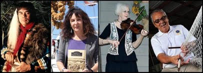 2019 Florida Folk Heritage Awardees